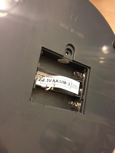 UM drive wires